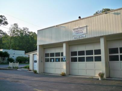 BCC aquired the Old Fire Hall in 2004 with funds donated by members of the community