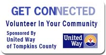 United Way Get Connected Logo